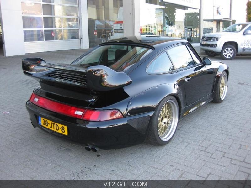 Porsche 993 gt2 vendu 1995 petites annonces gratuites for Interieur voiture de luxe