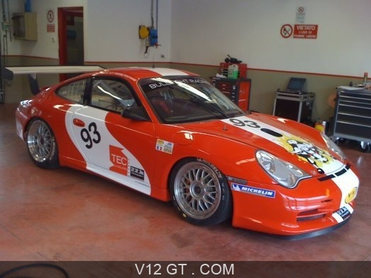 porsche 996 gt3 cup vendu 2004 petites annonces. Black Bedroom Furniture Sets. Home Design Ideas