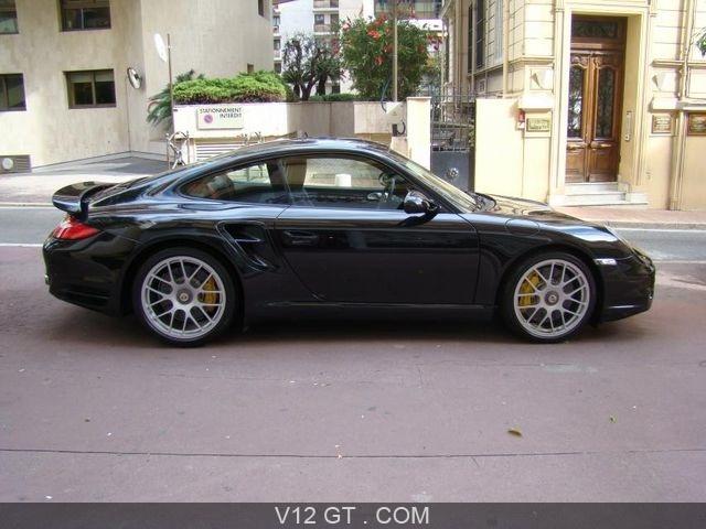 Annonce no.35160 - porsche 997 turbo s mkii - vendu 2011